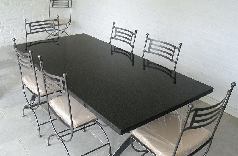 Magnificent Black Granite Table 800 x 525 · 79 kB · jpeg